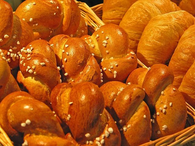 was gibt es gesundes beim Bäcker?