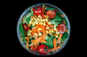 Ist Salat beim Italiener gesund?